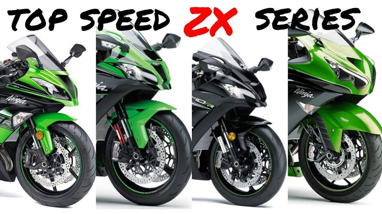 ZX10R Top speed & ZX6R ZX10RR ZX14R | moteurs | Pinterest