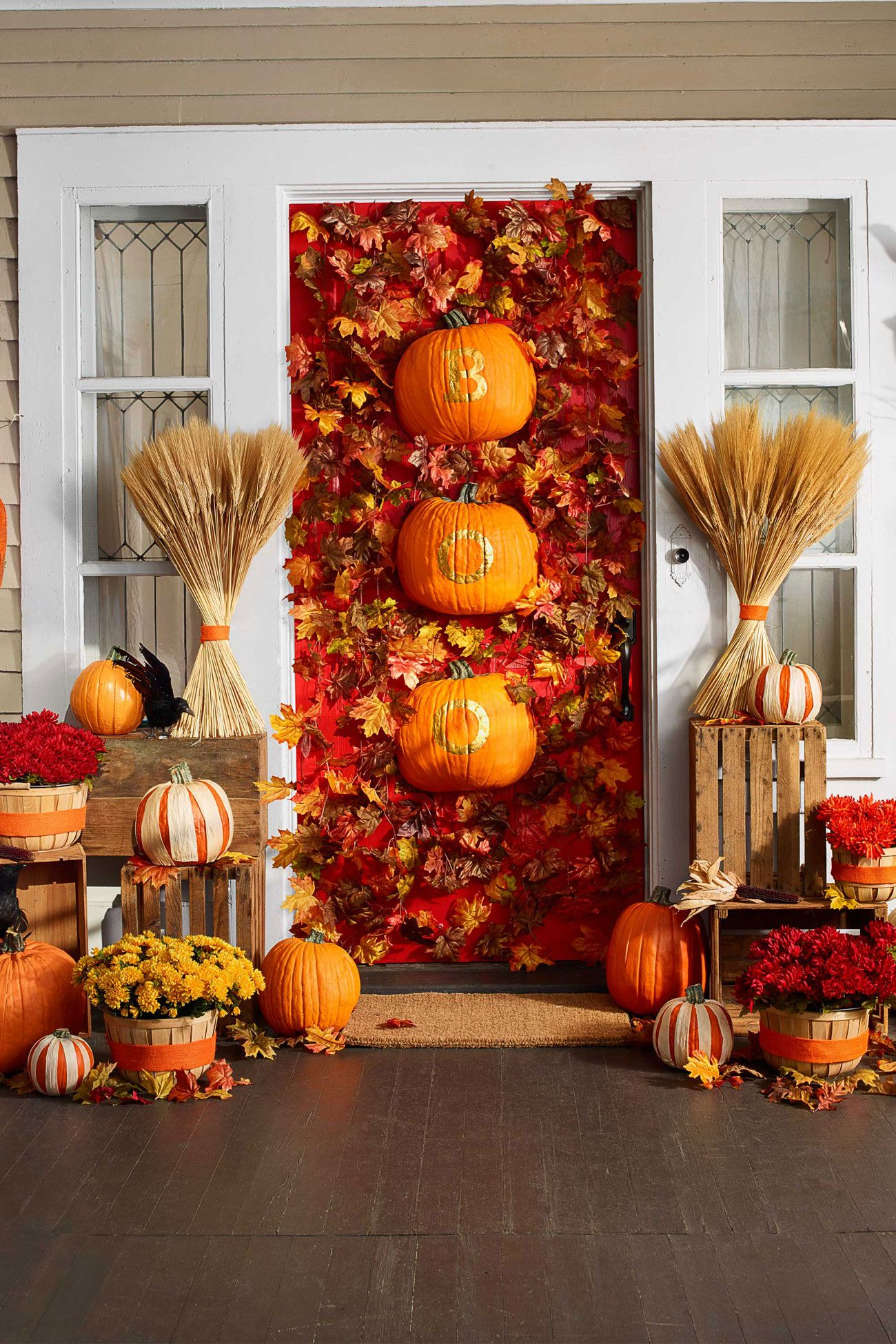 15 Fall Decorating Ideas That'll Get You Ready for the