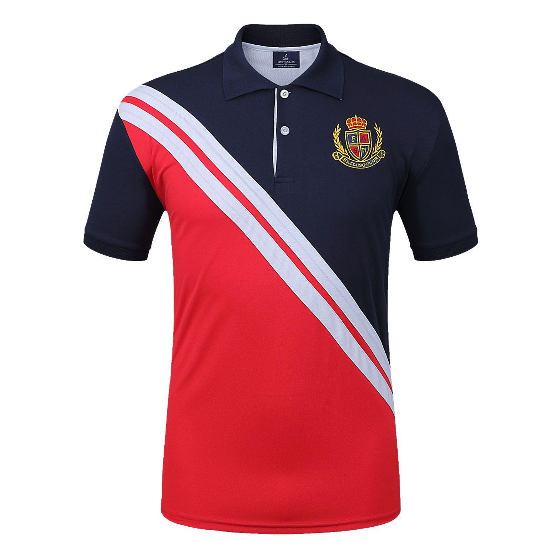 Csl03p Material 65 Polyester 35 Cotton Color Blue Green Navy Size M L Xl 2xl 3xl Mens Cotton T Shirts Polo T Shirts Mens Polo T Shirts