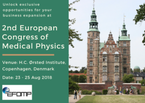 2nd European Congress of Medical Physics   Medical Events
