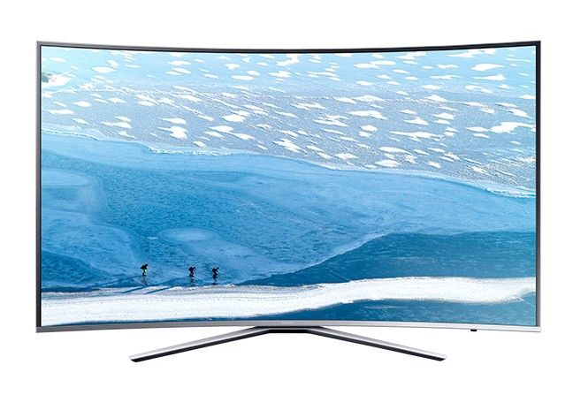 "Телевизор Samsung 49"" 49KU6502 4K LED TV - цена и характеристики 