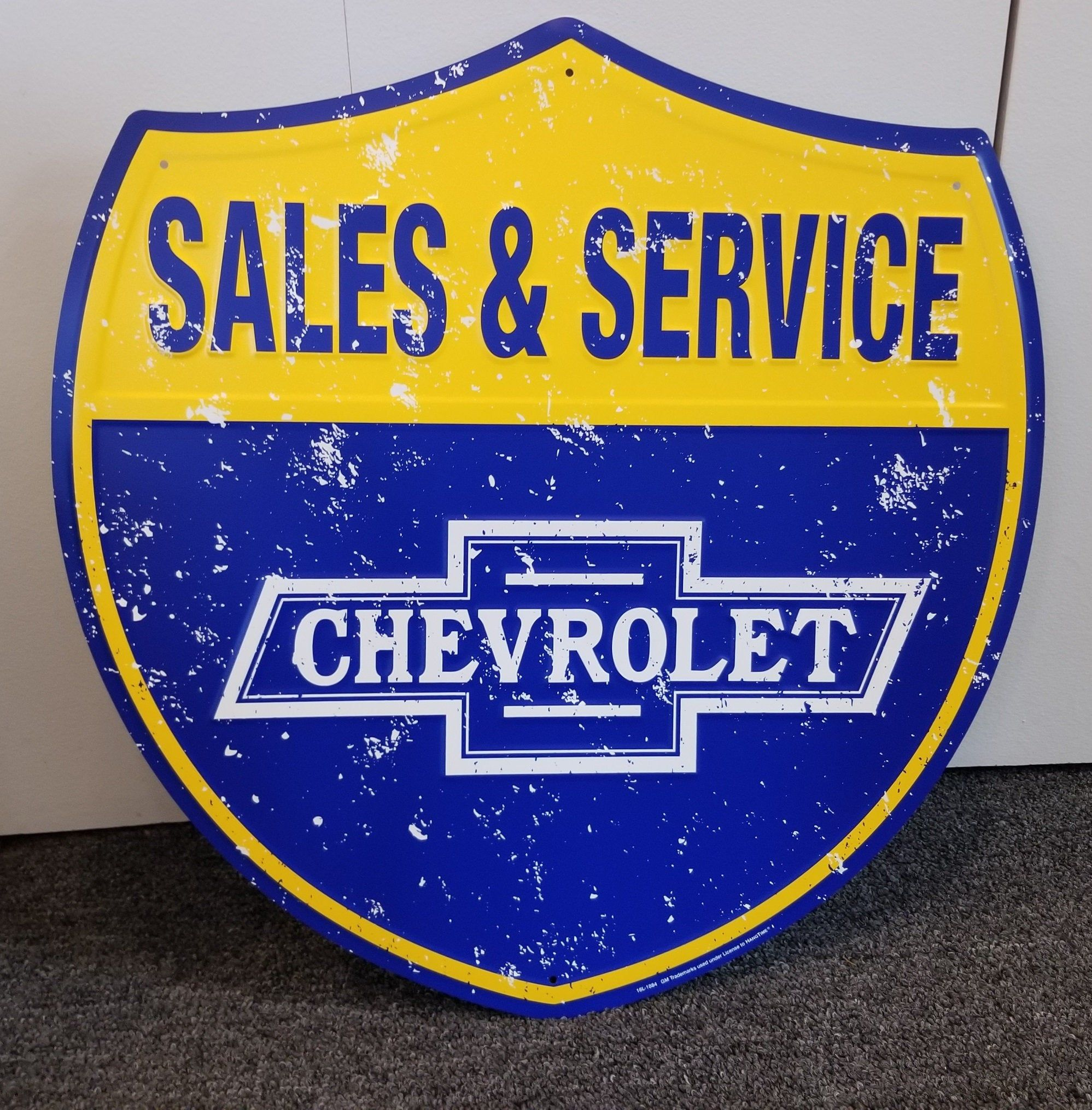 Chevrolet Signs Chevy Signs Garage Signs For Men Man Cave