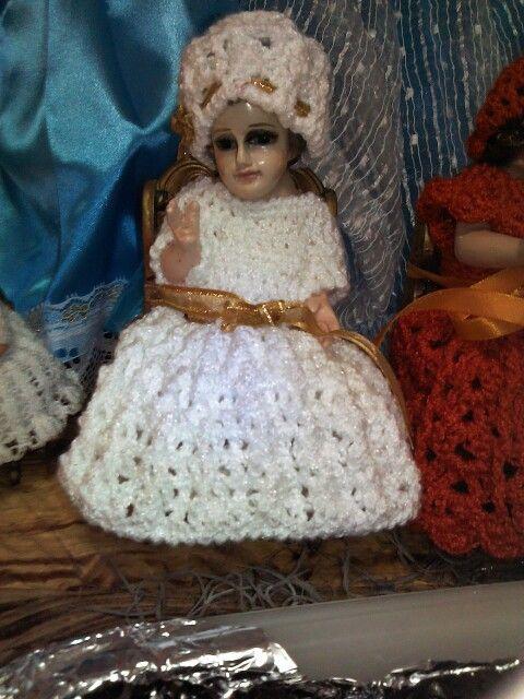 Vestido Niño Dios 2 Tejidos Niño Dios Vestido Vestidos