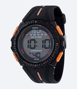 8415bf14d39 Relógio Masculino Speedo 81162G0EVNP1 Digital 5ATM