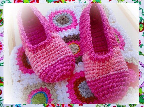 For Gifts Easy Slippers Crochet Pattern Slippers Crochet Crochet
