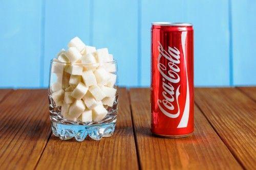 coca cola zucker