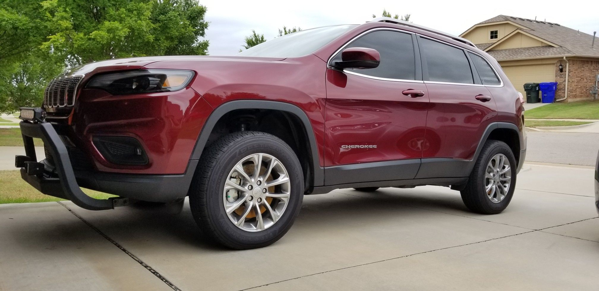 Pin By Jay Parker On 2019 Jeep Cherokee Kl Latitude Plus 4x4 Suv Cars Jeep Cherokee Best Suv Cars