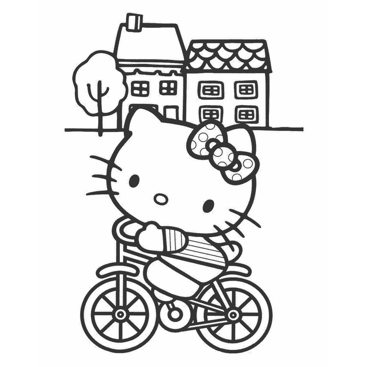 Giochi Per Colorare Hello Kitty