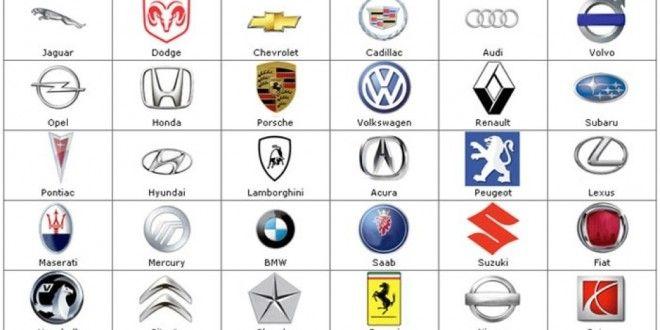 Latest Car Logos Car Brand Name And Images Home Decor