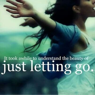The Power And Beauty Of Letting Go! Releasing And Letting Go Has Power And  Force In The Process Of Creation. In Actuality, Letting Go Absolutely Is A  Key ...