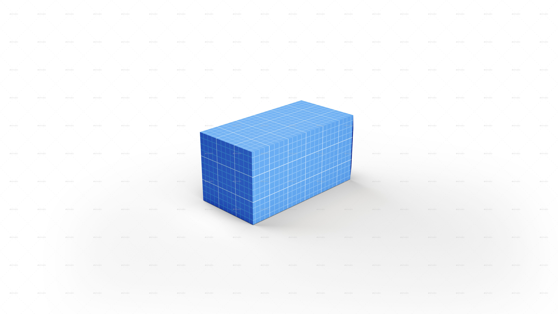 Download Box Mockup Rectangle Box Mockup Graphic Design Tutorials Label Design