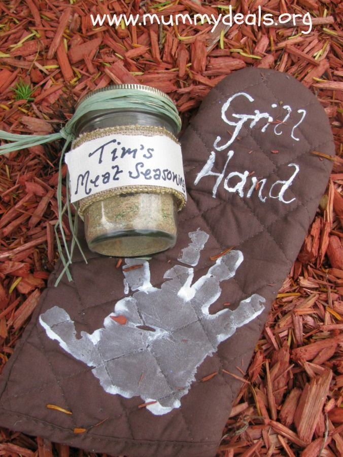 This homemade steak rub is a great gift that your children can make. Homemade For Dad gifts are kid friendly and easy like handmade for Dad steak rub. #steakrubs