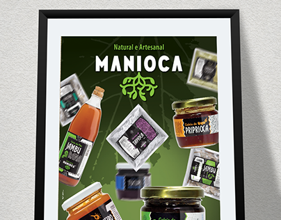 """Check out new work on my @Behance portfolio: """"Manioca - Social Media"""" http://on.be.net/1Tplm8h"""