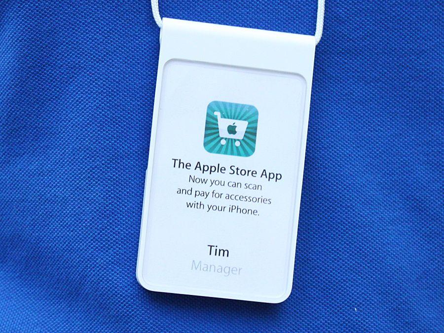 Salesforce Employee ID Badge