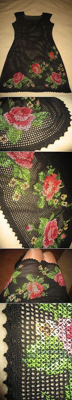 рукоделие-шитье #embroidery