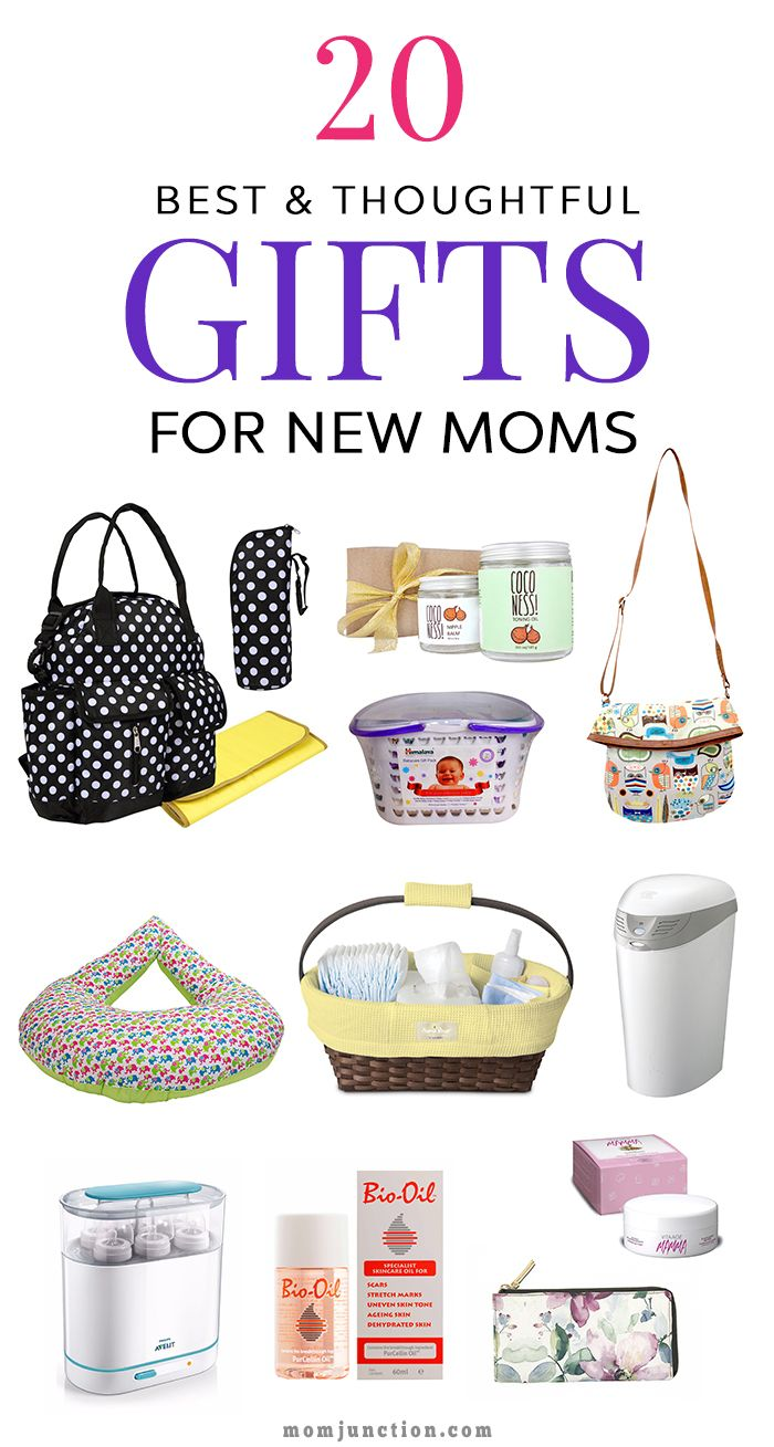 48 Cool And Useful Gifts For New Moms Advice Pinterest Mumom
