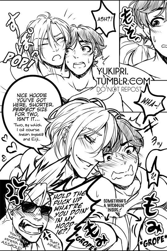 Boyfriend Hoodie & Other Stories - Chapter 1 - yukipri