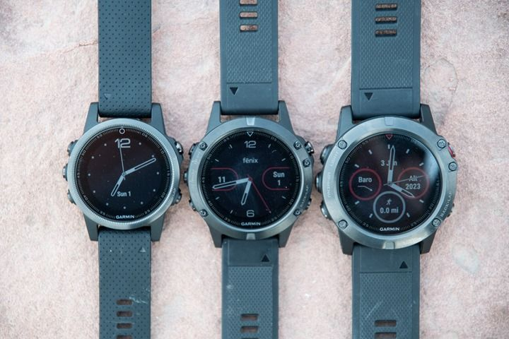 Hands On Garmin S New Fenix 5 Multisport Gps Series With Mapping Garmin Fenix Watches For Men Garmin Fitness Watch