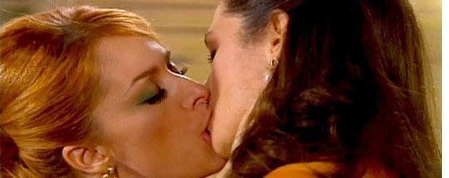 The First Lesbian Gay Kiss On Brazilian Tv