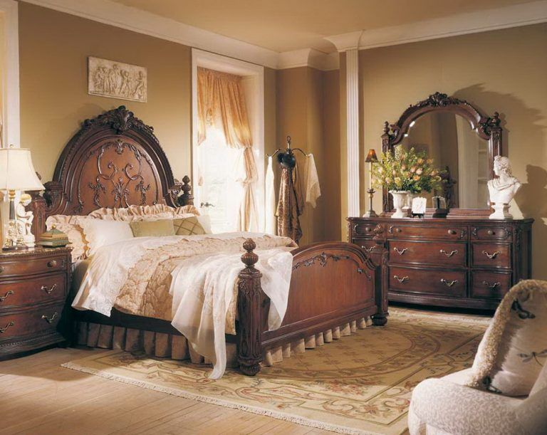 Victorian Style Bedroom Furniture Layjao Luxurious Bedrooms
