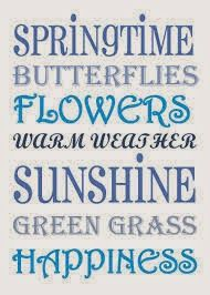 Tons of cute Spring Time printables... perfect for framing!