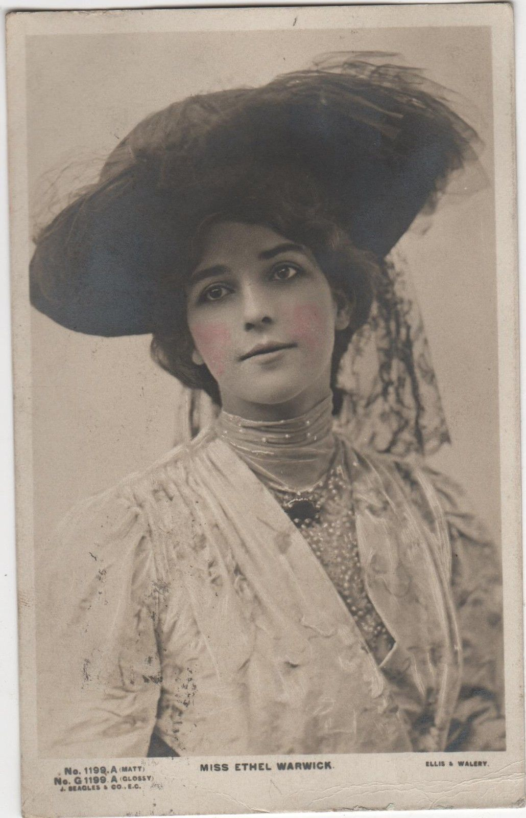 Forum on this topic: Jessie Belle Smothers, ethel-warwick/