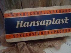 Hansaplast  Pleisters.