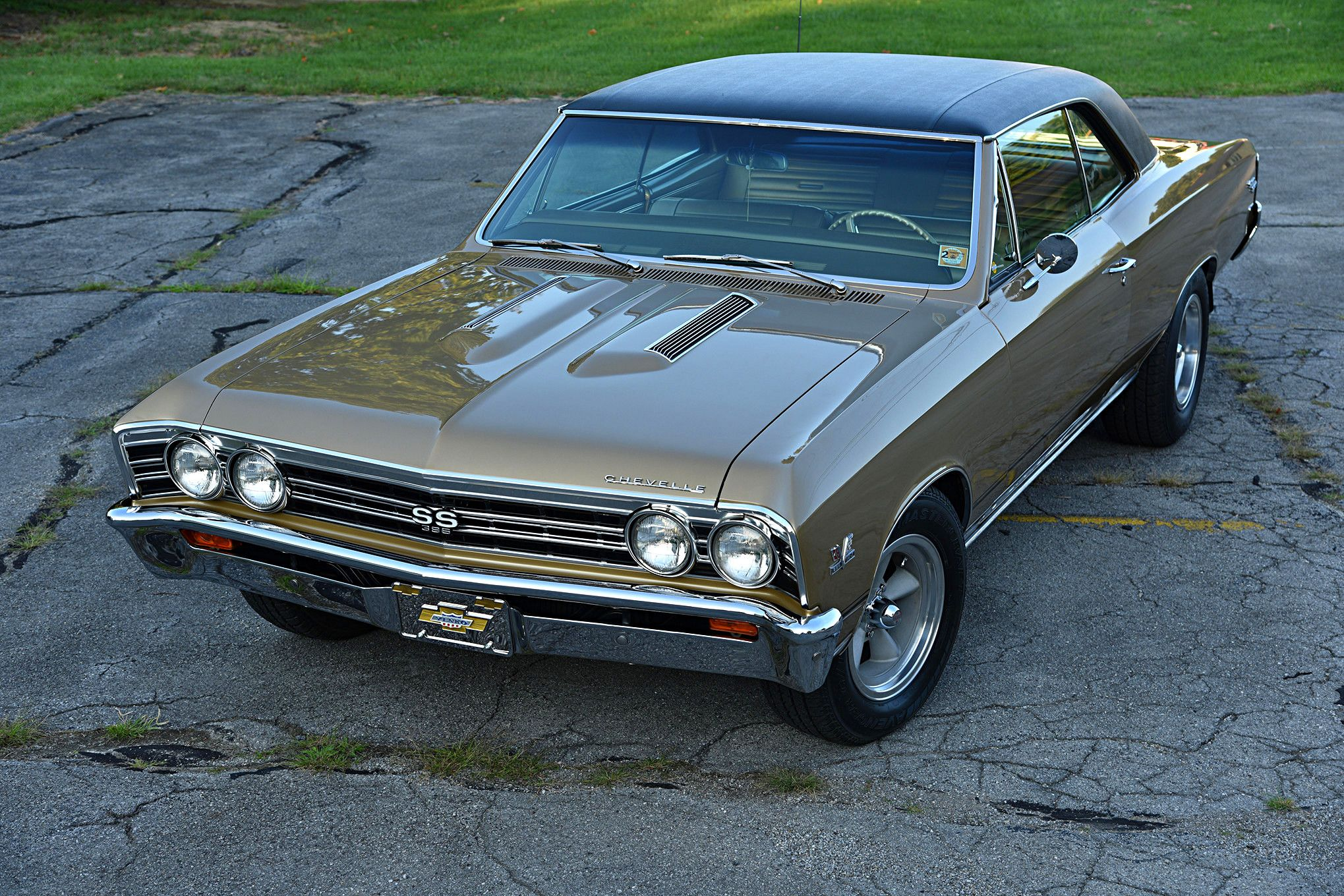 1967 Chevrolet Chevelle Ss396 L34 396 350hp 3bbl Bbc M20 Wide Ratio 4speed W Line Lock G80 3 73 12bolt Chevrolet Chevelle Chevrolet Chevelle Malibu Chevelle