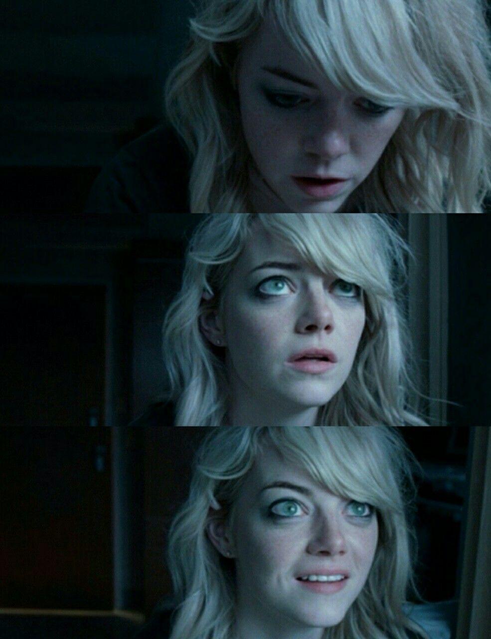 Emma Stone Eyes Birdman