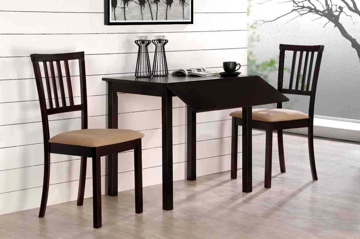 Why You Need To Have A Small Kitchen Table Anlamli Net In 2020 Small Kitchen Table Sets Narrow Dining Tables Wood Dining Room Set