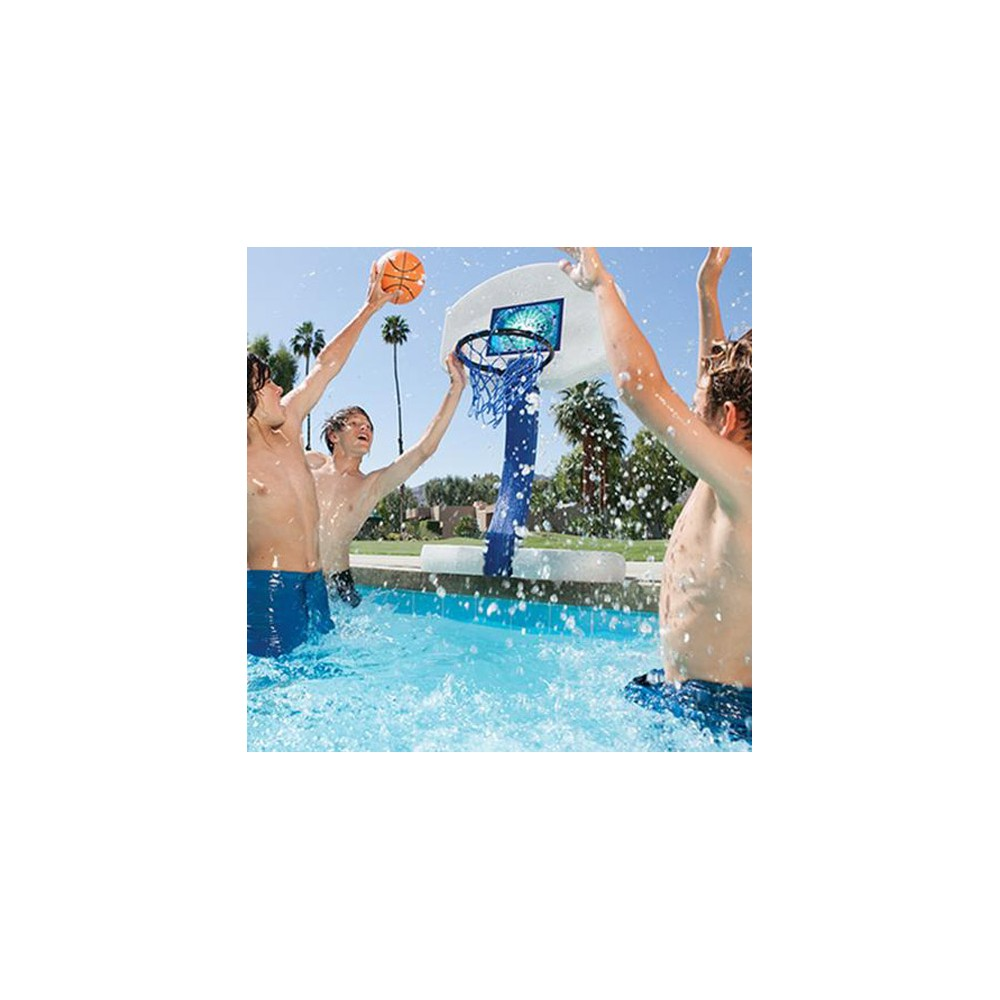 Swimways 2 In 1 Volleyball And Basketball Swimming Pool Water Game Set 00381 Swimming Pool Water Swimming Pools Swimways
