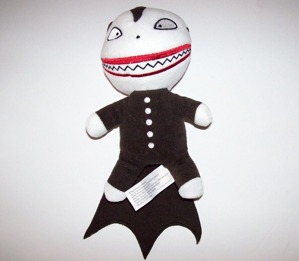 Disney SCARY TEDDY Nightmare Before Christmas 8\
