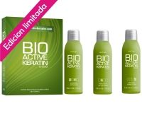 Tratamiento Alisado Keratina Bio Active Keratin Kit 2 Usos