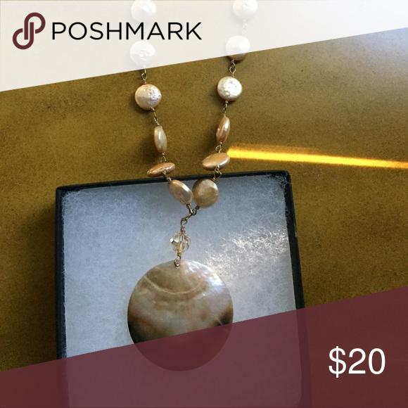 Mother of pearl necklace Mother of pearl necklace Jewelry Necklaces