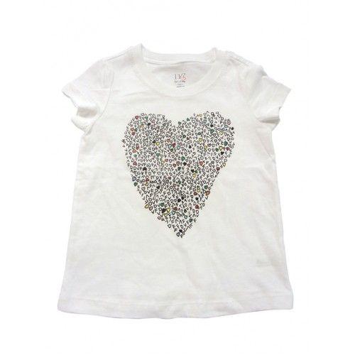 Camiseta infantil estampada - Diane von Furstenberg