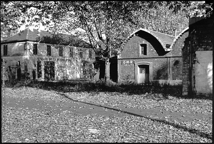 Rue du Médoc