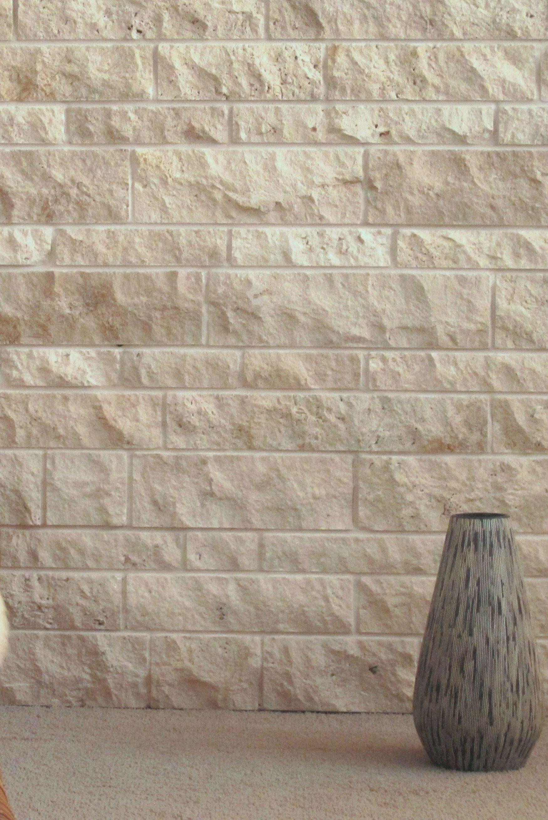 Travertin Terrassenplatten travertin wandverkleidung crema 3d wohnrausch travertin