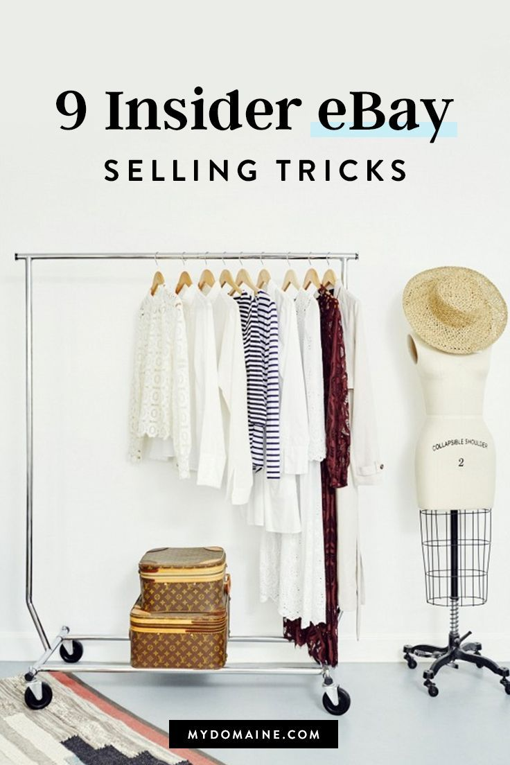 How to sell your stuff on eBay (and make money)