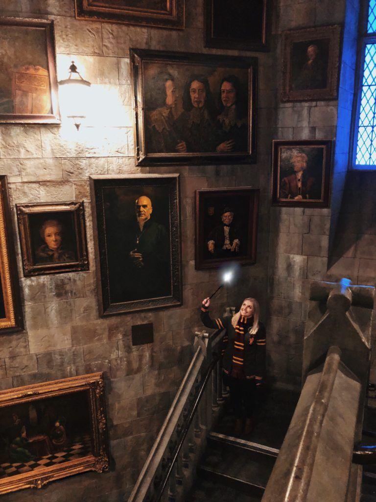 Harry Potter Forbidden Journey Line Harry Potter Photography Harry Potter Pictures Harry Potter Orlando