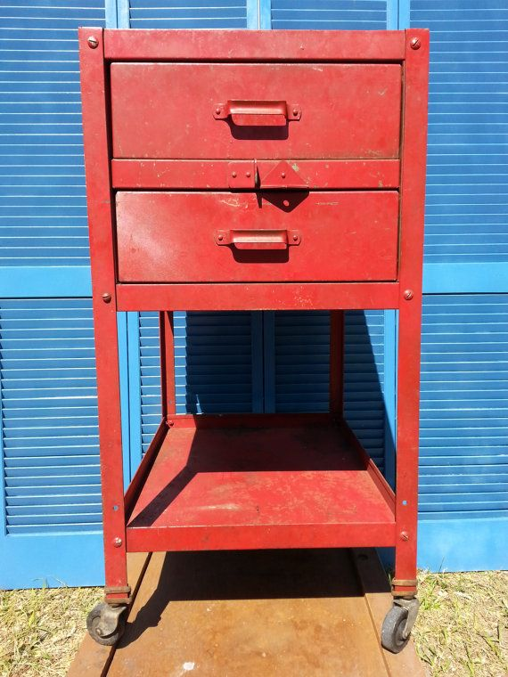 rolling carts for office. Lyon Metal Rolling Tool Cart - 1940\u0027s Vintage Industrial Carts For Office I