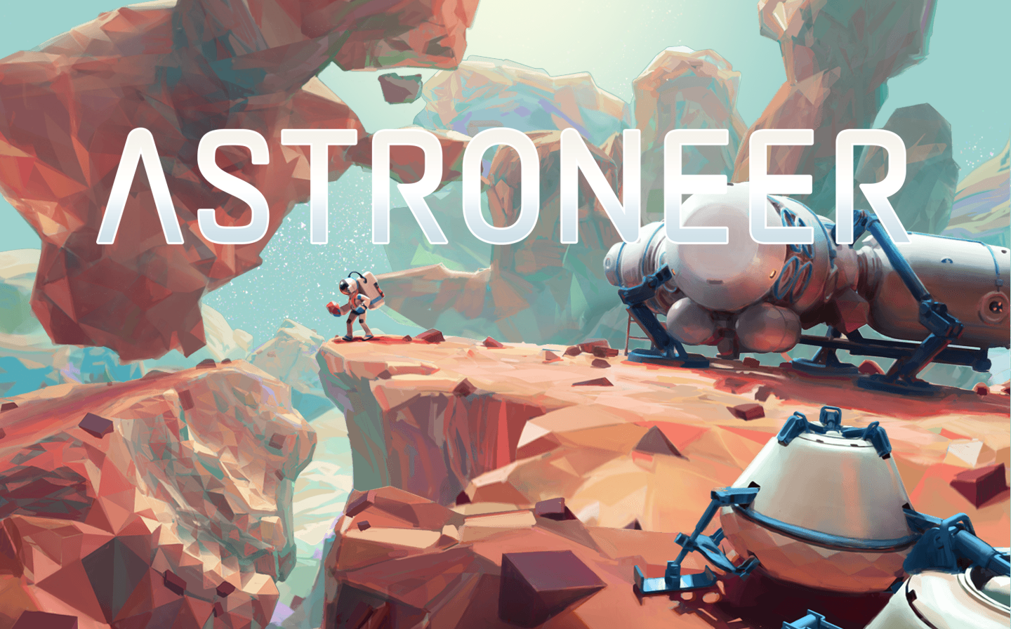 Satisfy Your Inner Astronaut With Astroneer Explore And Reshape Colorful Worlds In This Charming And Rel Free Pc Games Download Pc Games Download No Man S Sky