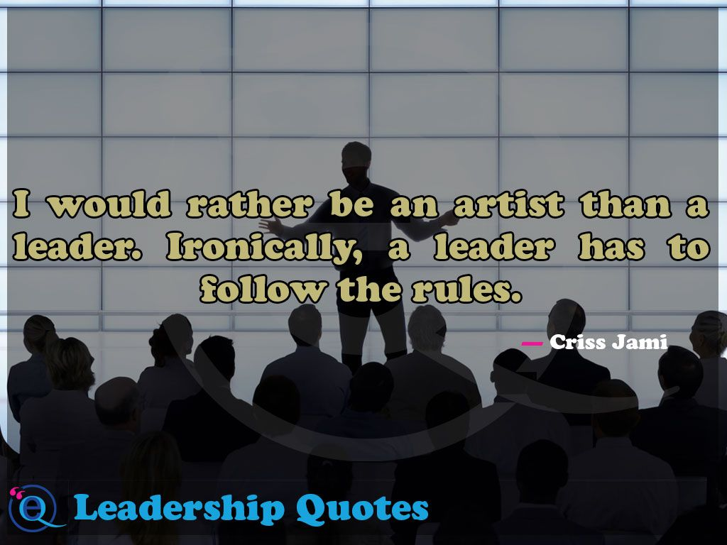 Leadership Quotes 11