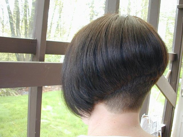 Nape short wedge hairstyles bobs and short bobs winobraniefo Image collections