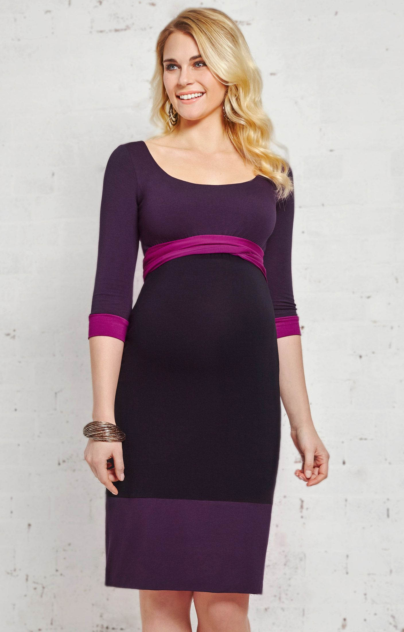 Colour block dress maternity dresses tiffany rose and color colour block dress ombrellifo Image collections