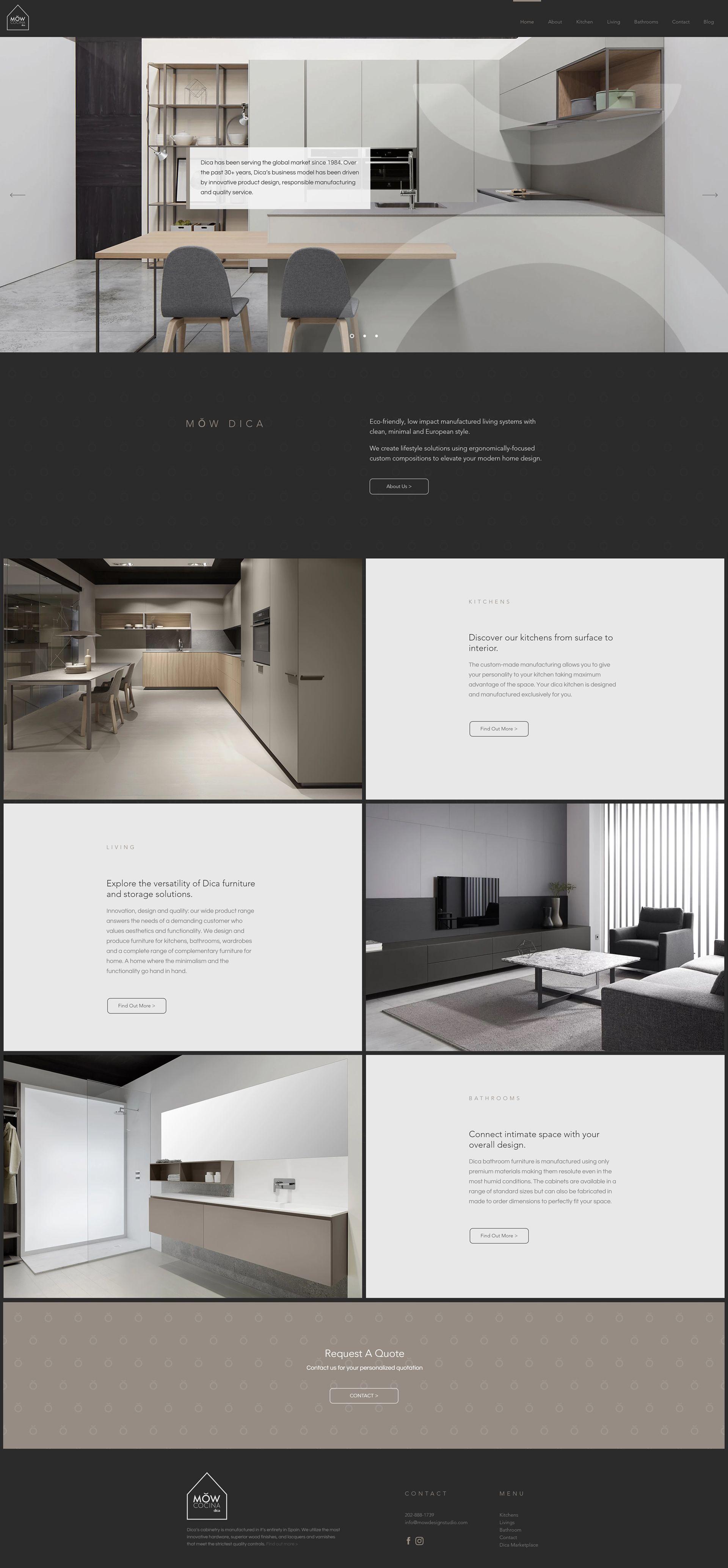 interiordesign minimal kitchens newyork // Hausman Graphics is ...
