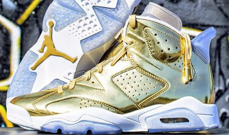 quality design 49d54 3bbd2 air-jordan-6-pinnacle-metallic-gold-1 | Things to Wear ...