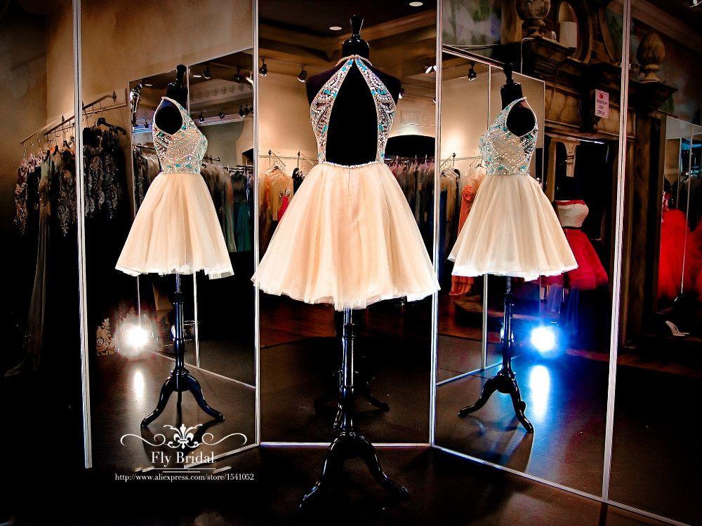 Nude_Short_Homecoming_Dress-Halter_Bodice_with_Aqua_Beading-115RA040610398-6_5_conew2