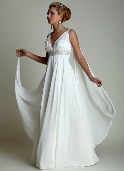 8c2907176eb63 Goddess Wedding Dresses, Grecian Wedding Dresses, Maternity Wedding Dresses,  Grecian Gown, Turquoise