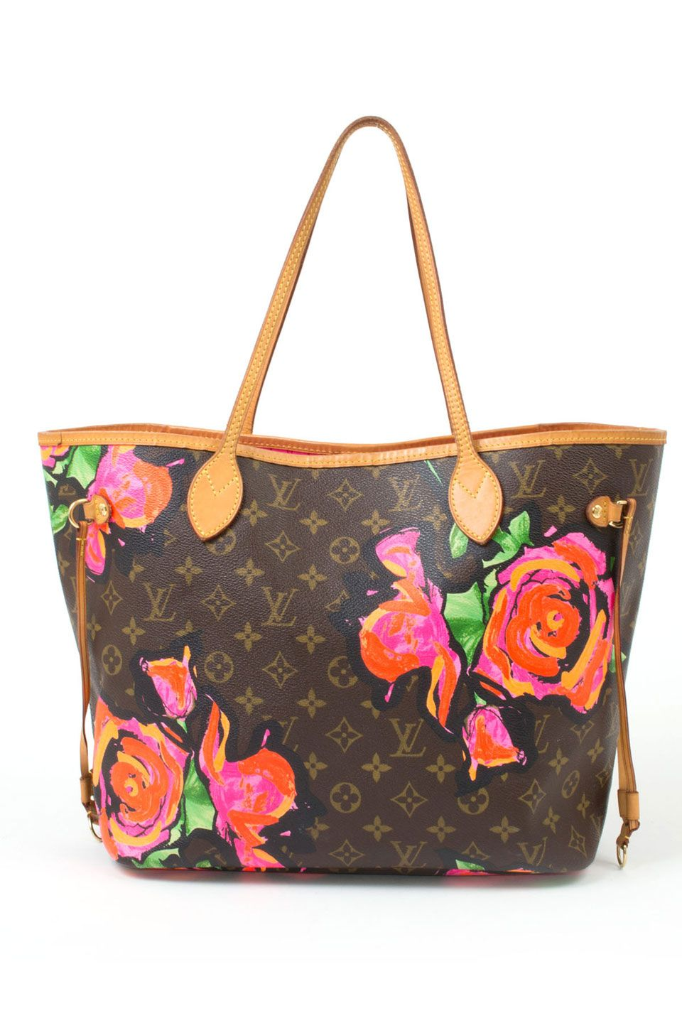 41675569d389a Vintage LV: Neverfull Roses Stephen Sprouse Gm In Monogram. My purse ...