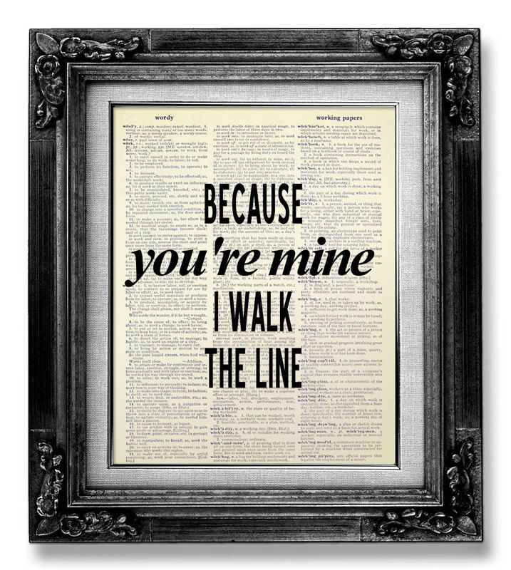 Johnny Cash Wall Art Quote Poster Rustic Country Decor Song Etsy In 2021 Quote Posters Inspirational Quotes Posters Wall Art Quotes